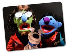 Zinggia muppets