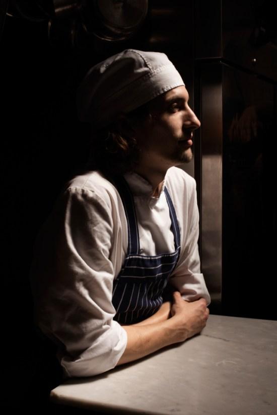Shortlist Amsterdam chef