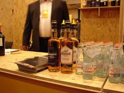 A może whisky francuska?