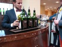 Stoiska LVMH przyciągały estetyką, z wyborem whisky było gorzej