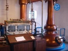 Spirit Still mieści jedynie 1600 litrów