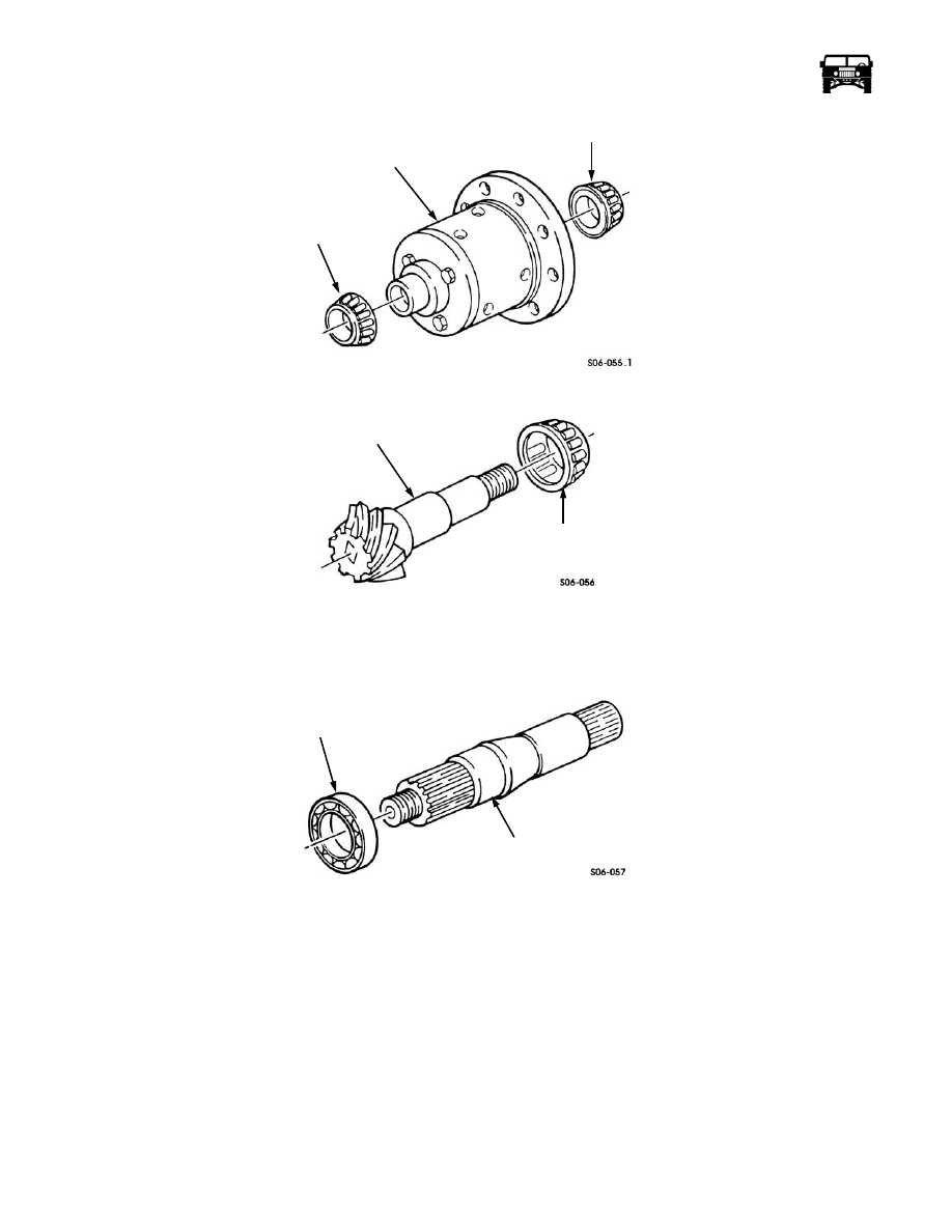 9 16 axles suspension and frame