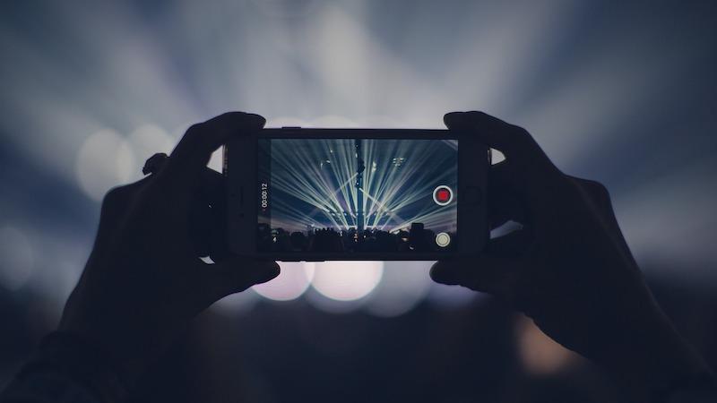 iPhoneでキレイな動画を撮るコツ