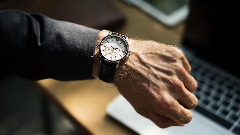 時間を表す英語