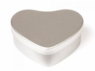 Metallpurk süda 20 ml