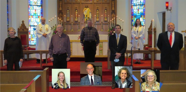 Committee - Church Council - 2021