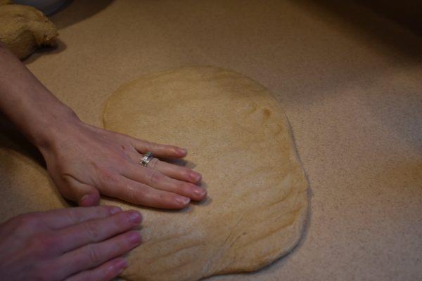 Flat Whole Wheat Bread?