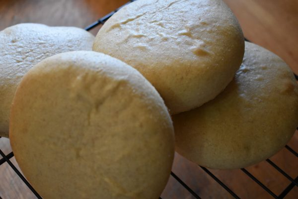 Quick and Easy Whole Wheat Buns