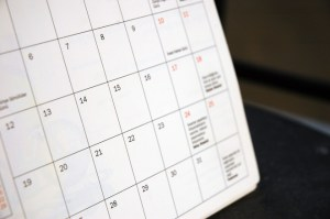 calendar reduce stress when moving