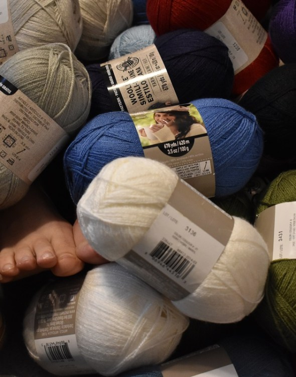 Stash Busting – Crocheted Items I Have Loved and Hated
