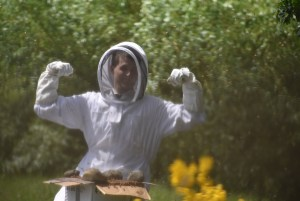 Triumph of the beekeeper