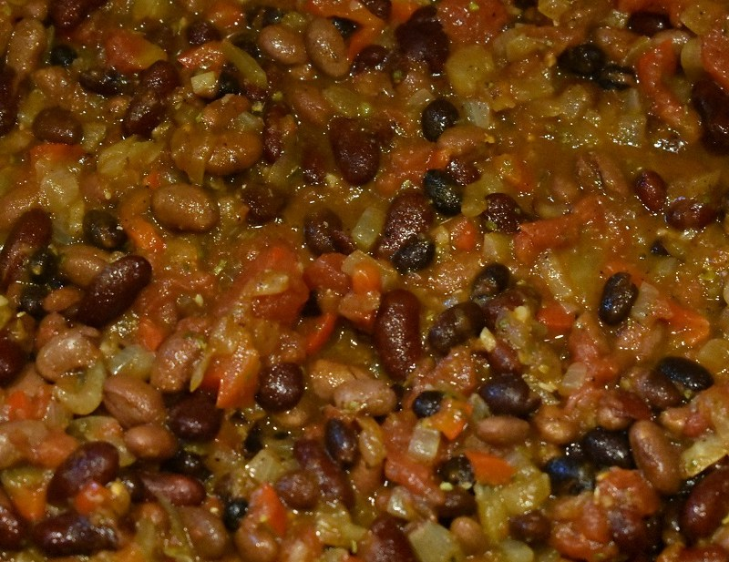 Vegetarian Chili – Perfected!