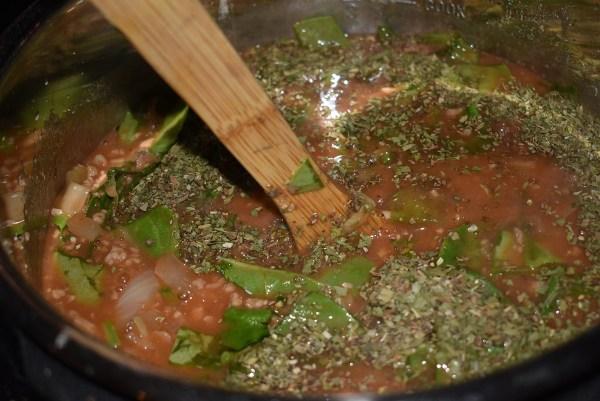 Lasagne Soup - THM Style 8