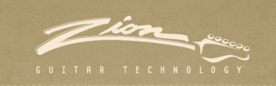 Zion Guitars Bloom Logo