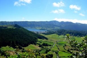 Sete Cidades, Sao Miguel Azores