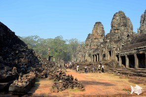 Built by Kings, the Ancient Bayon Temple of Cambodia Mixes Spirituality, History and Symbolism