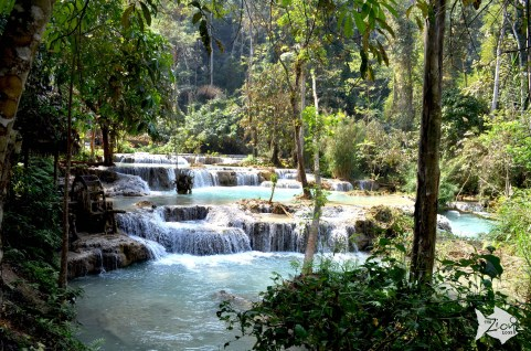 Some of the pools are considered sacred. There are appointed areas where visitors can swim.