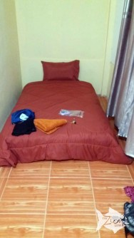 Well this no name logement we stayed was a small heaven for us. since it was the last room in town!