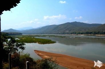 Van Vieng lies on the Nam Song River.