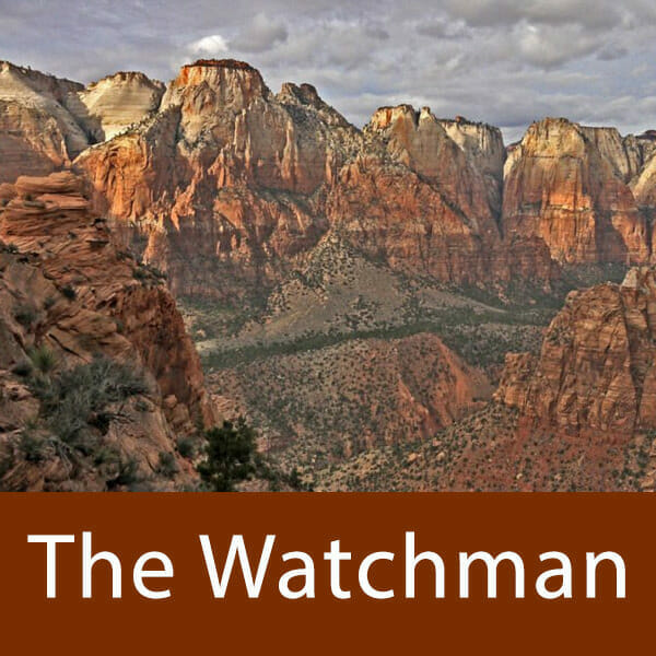 Watchman Trail