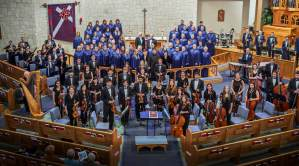 Zion Choir and Orchestra