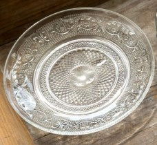 "Glass Plate 6"" $4"