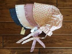 Bonnets $12.95