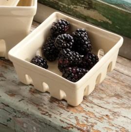 Berry Baskets Small $8; Medium $11.50; Large $15