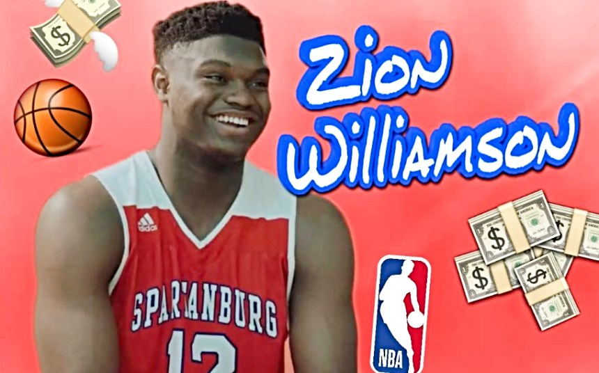 What is Zion Williamson's Net Worth and Salary from the NBA?