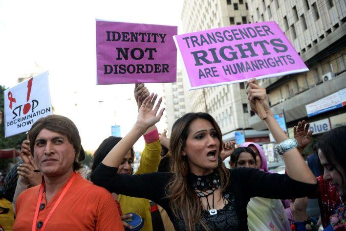 Transgender Rights Pakistan