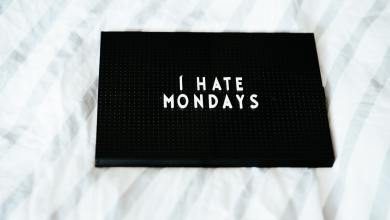 Photo of Why Mondays SUCK