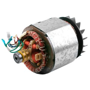 Статор в сборе с ротором 2.5KW (медь) – GN 2.5 KW