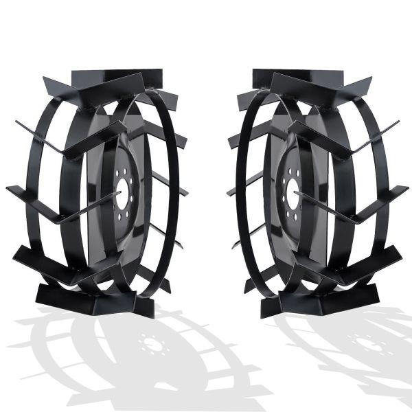 Грунтозацепы 500×200 мм для мотоблоков Ghepard (комплект)