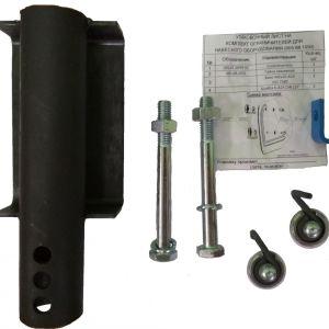 Комплект монтажа на мотоблок Нева МБ-3 для установки КР-05 Нева, СМБ-Нева, ЩРМ-1 Нева
