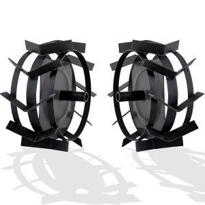 Грунтозацепы 425×200 мм для мотоблоков МКМ-3, Салют, Агат (комплект)