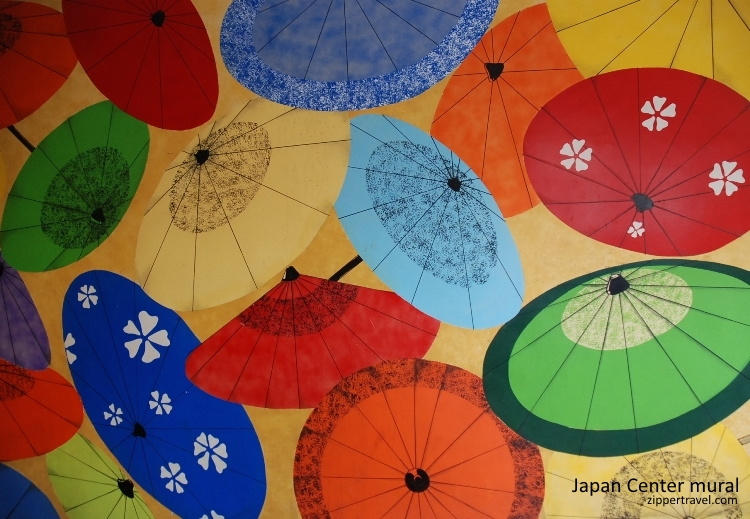 parasol mural japan center san francisco