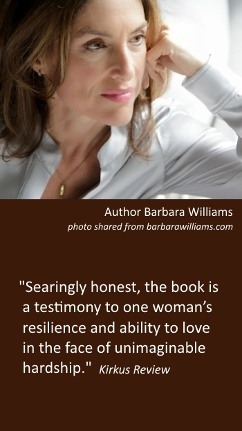 Barbara Williams BIN author The Hope in Leaving