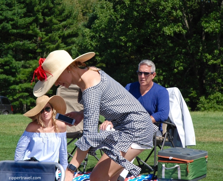 gingham-blouse-wide-brimmed-hats-polo-match