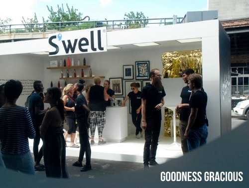 swell pop up shop near whitney museum