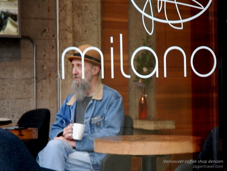 Milano-cafe-coffee-drinker-chapeau-milano-window-gastown-vancouver-bc