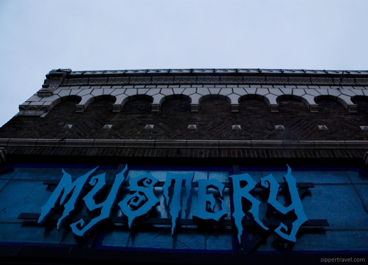 Mystery vintage shop Port Angeles Washington