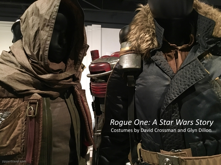 Rogue One costumes designed David Crossman Glyn Dillon FIDM