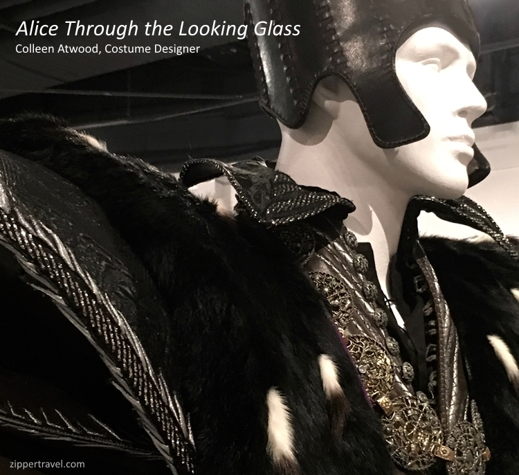 Alice Through the Looking Glass costumes deisgner Colleen Atwood