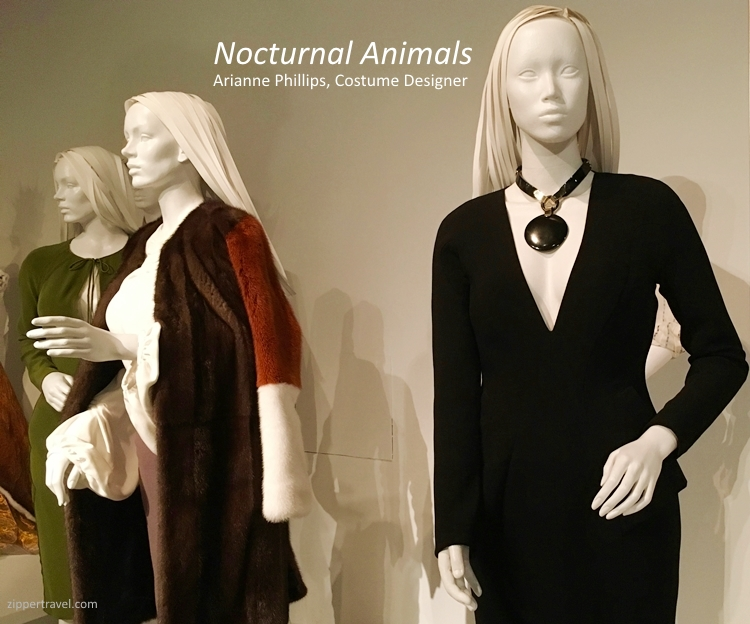 Nocturnal Animals costumes designed Arianne Phillips FIDM