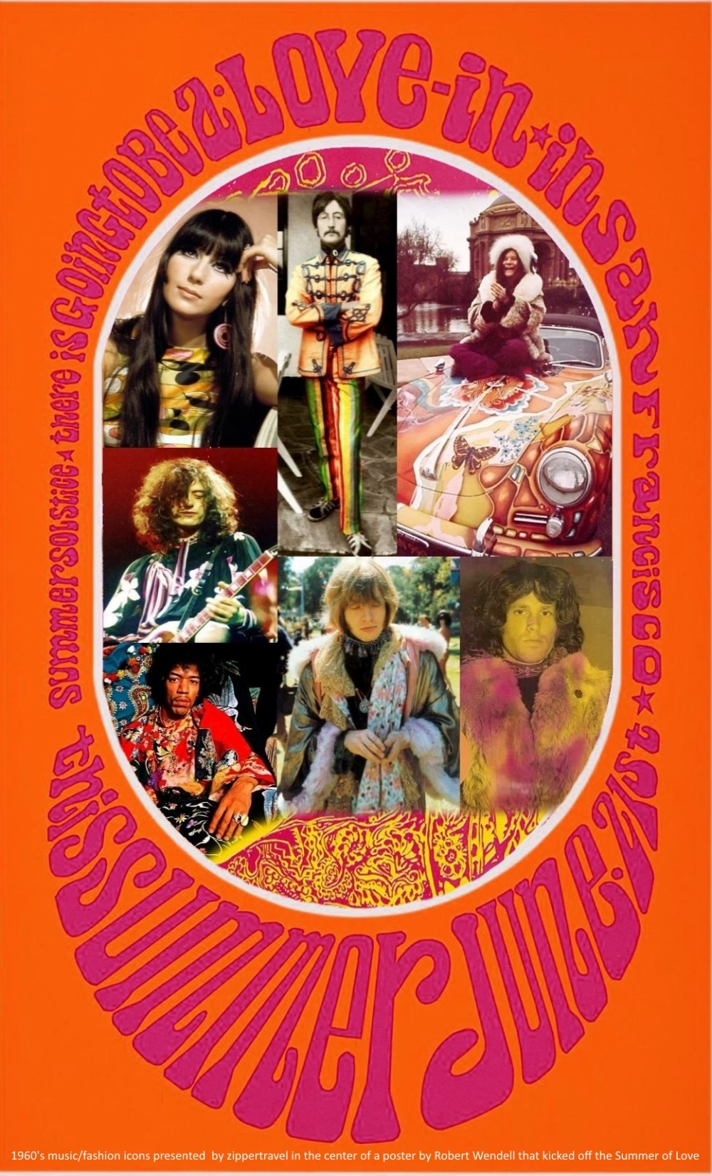 summer of love revisited musicians fashion icons
