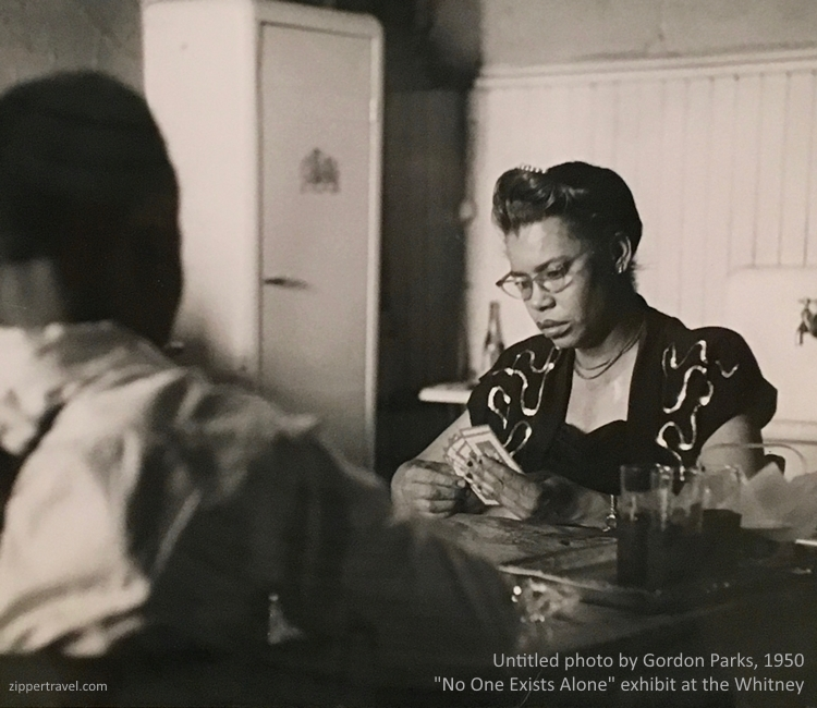 Gordon Parks photograph Whitney Museum