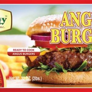 Halal Angus Burger
