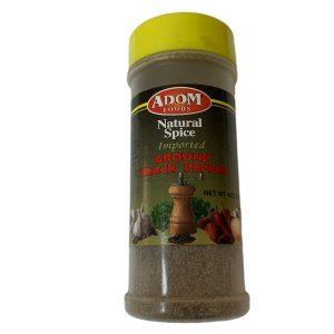 Adom Ground Black Pepper