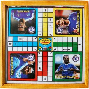 African Ludo Game