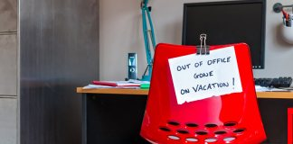 Vacation Time- Pull Away from That Desk